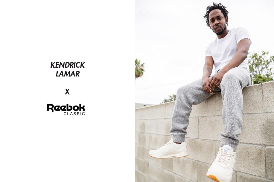 Kendrick Lamar x Reebok Classic Lookbook