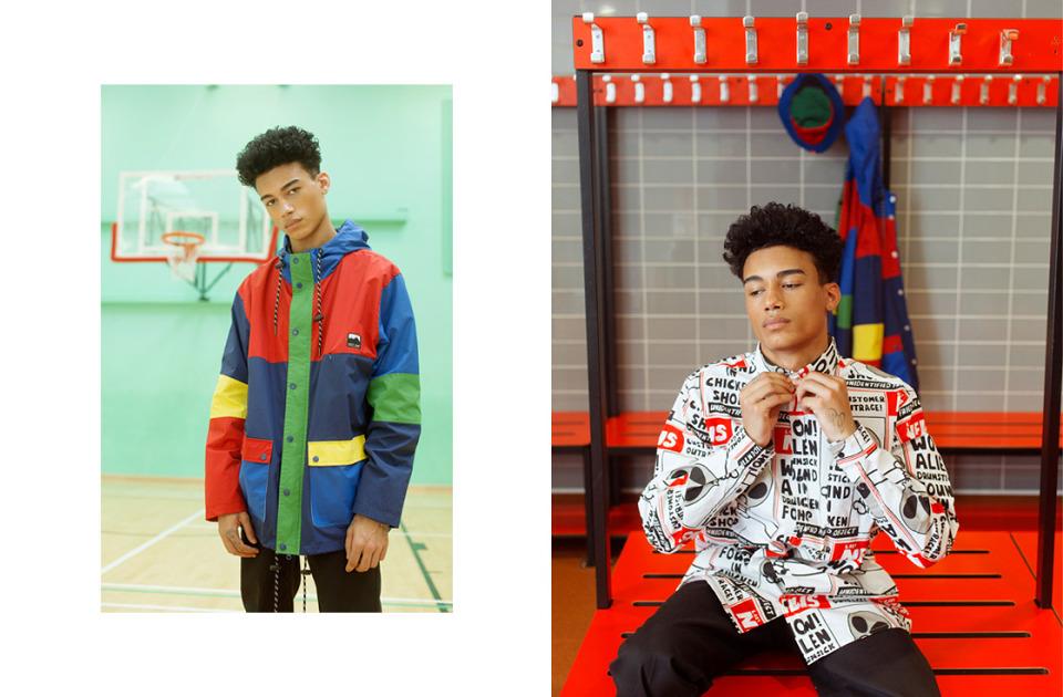Lazy Oaf Autumn/Winter 2015 Men's Lookbook