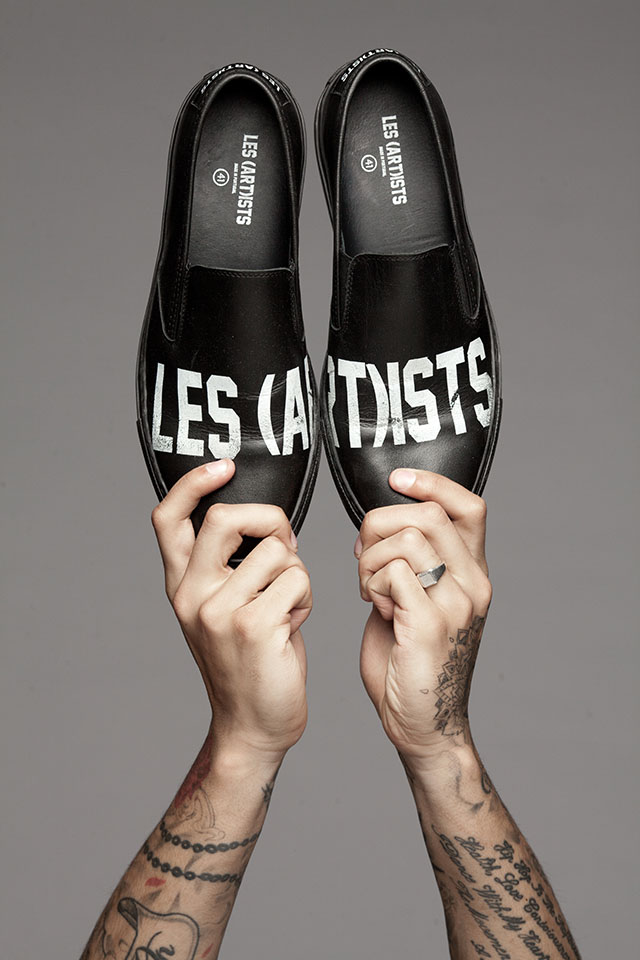 LES (ART)ISTS First-Ever Footwear Collection
