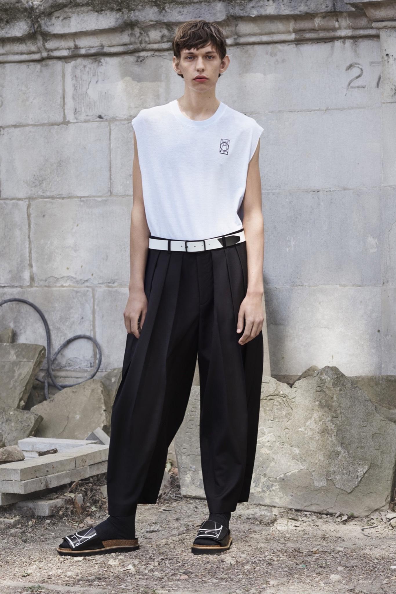 NYFW: McQ Alexander McQueen Spring/Summer 2016 Collection