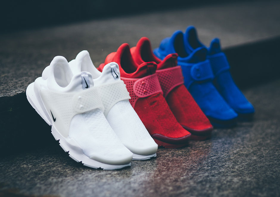 "Nike Launches ""Independence Day"" Sock Dart Collection"