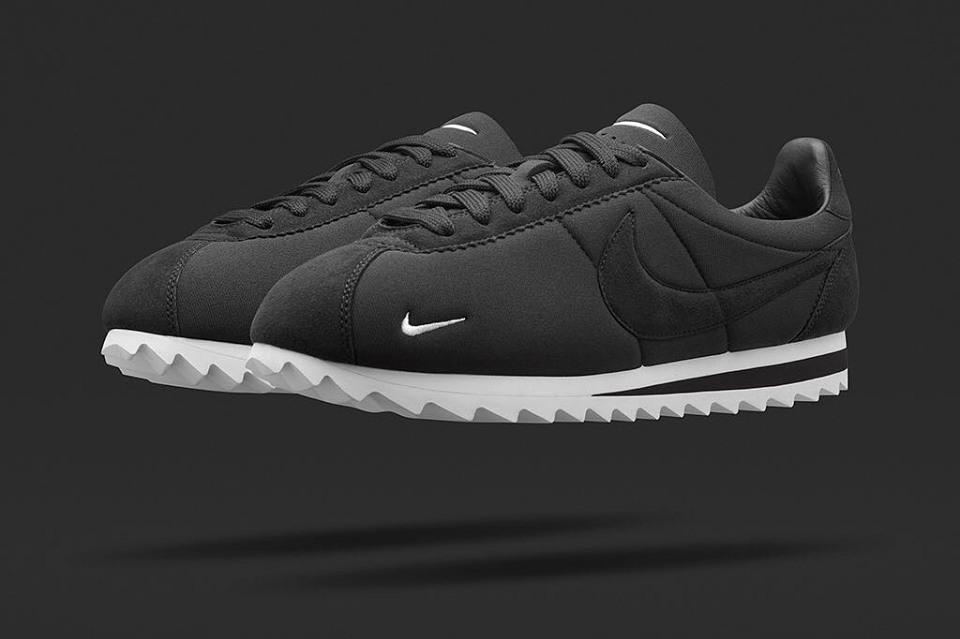 "Sneaker Watch: NikeLab Classic Cortez ""Big Tooth"""