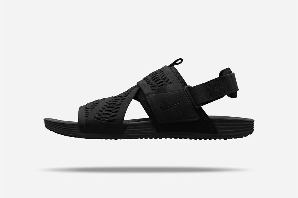 Nike's Air Solarsoft Zigzag Sandal Is A Game Changer