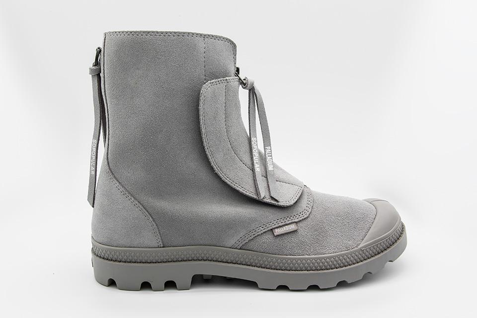 SOPOPULAR x Palladium Boots Pampa Hi