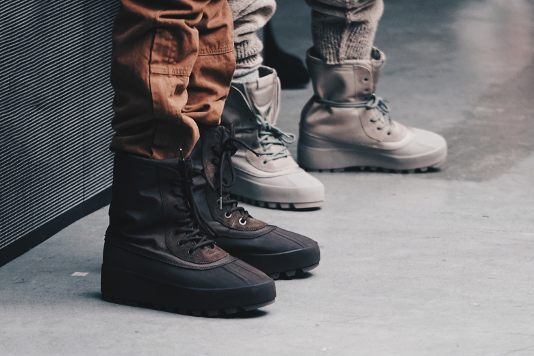 The Adidas Yeezy 950 Boot Announced to Release in October