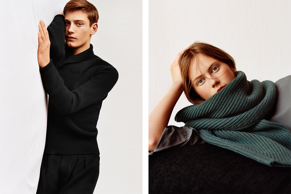 UNIQLO x Lemaire Fall/Winter 2015 Preview