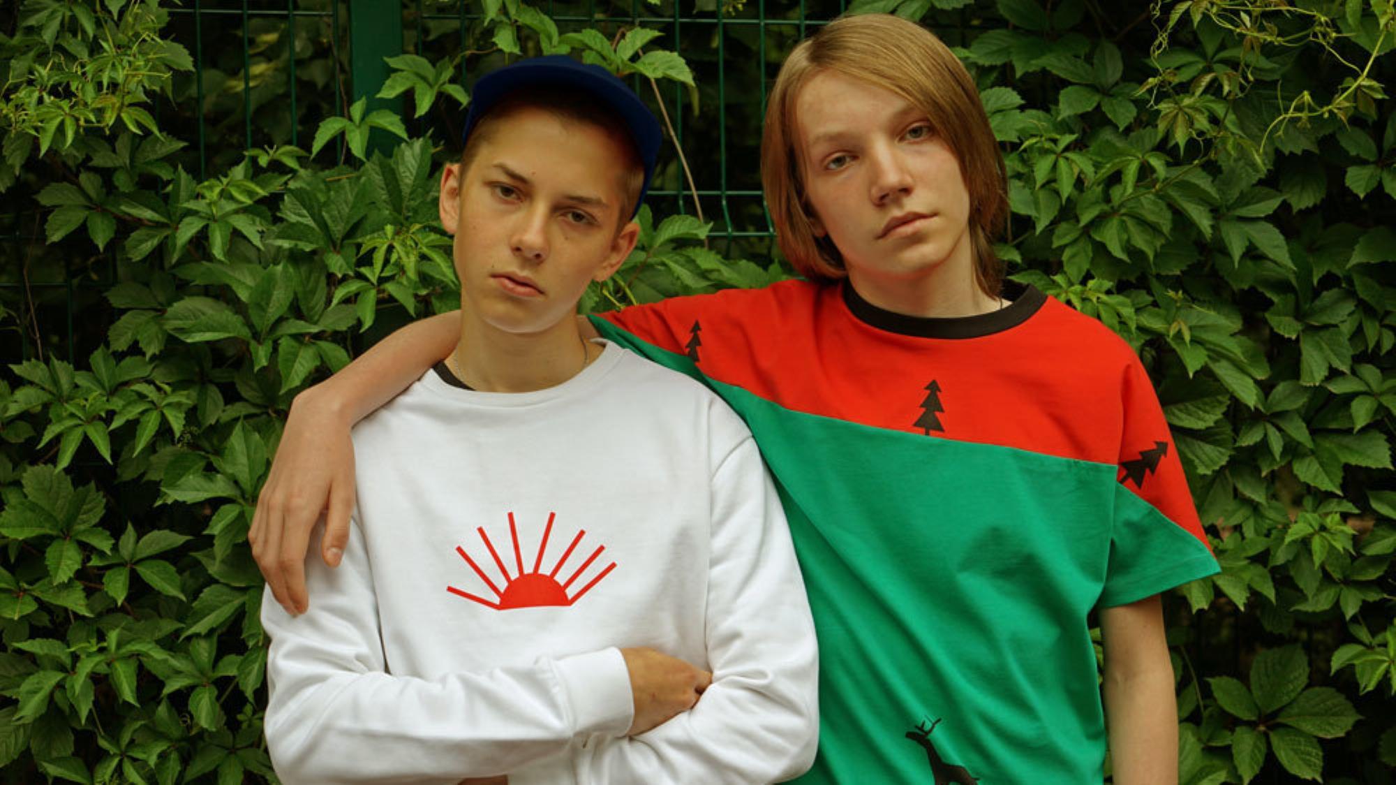Gosha Rubchinskiy x Timur Novikov Capsule Collection