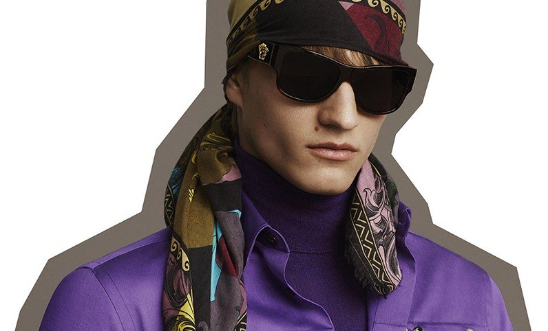 Versace Collection Fall/Winter 2015 Lookbook