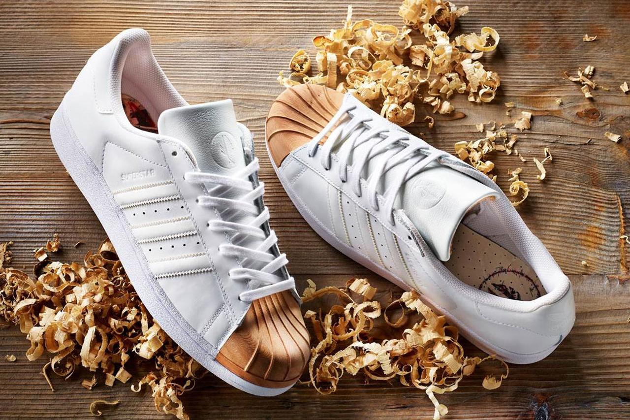 "adidas Originals x Afew x Ivan Besilic ""Wooden Toe"""
