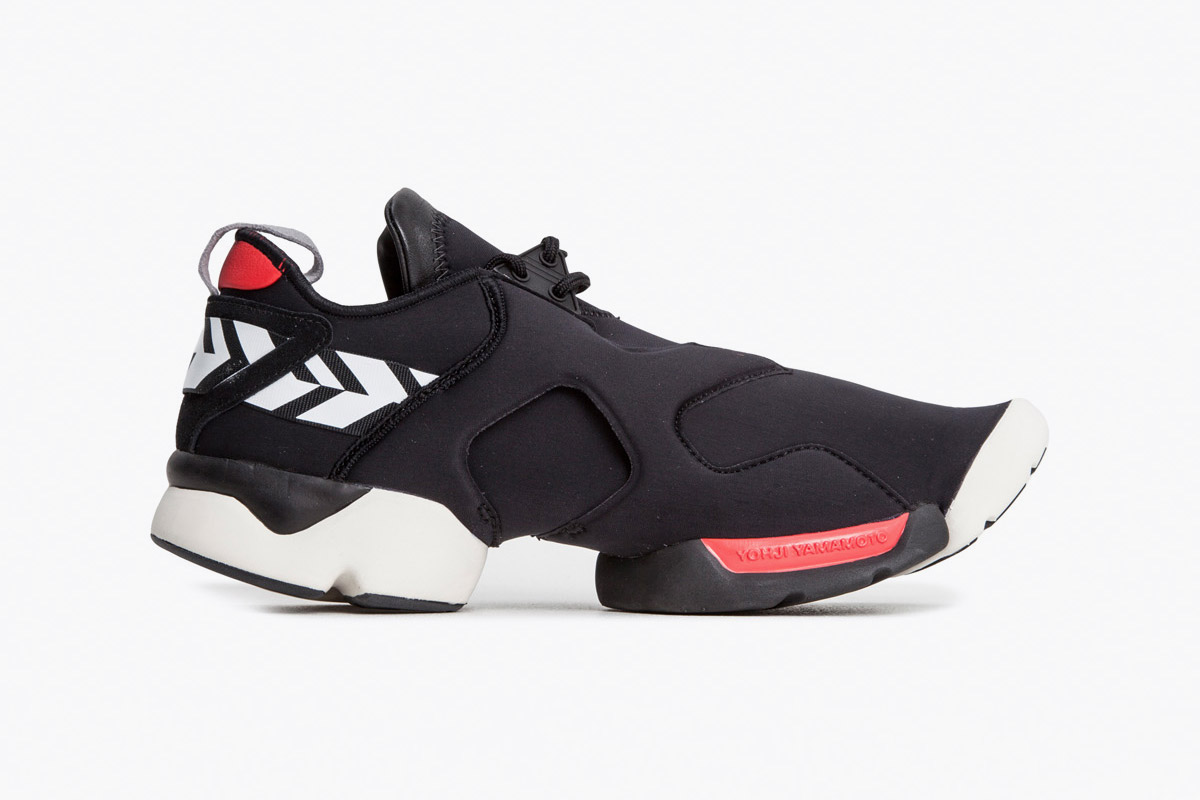 Sneaker Watch: adidas Y-3 Kohna Black/Royal Red AW15
