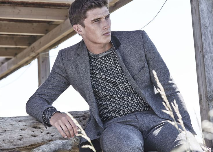 Reiss Fall/Winter 2015 Lookbook: a Look Ahead
