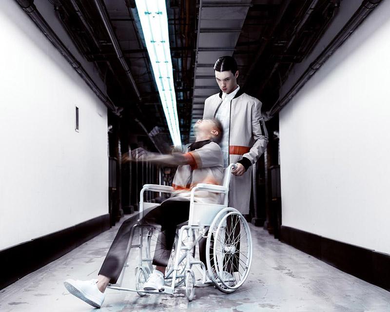 "3.Paradis Fall/Winter 2015 ""Placebo"" Campaign"