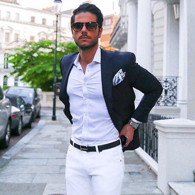Men's Wedding Accessories: What To Wear