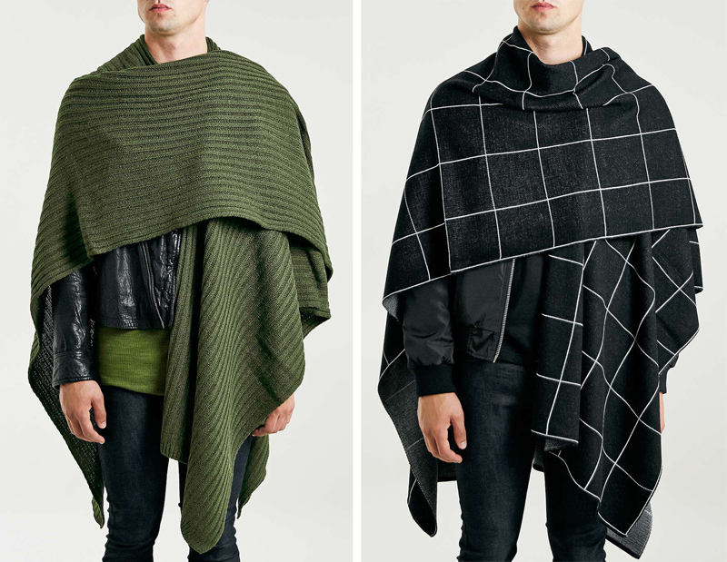 PAUSE Trend Picks: Capes Returns For AW15