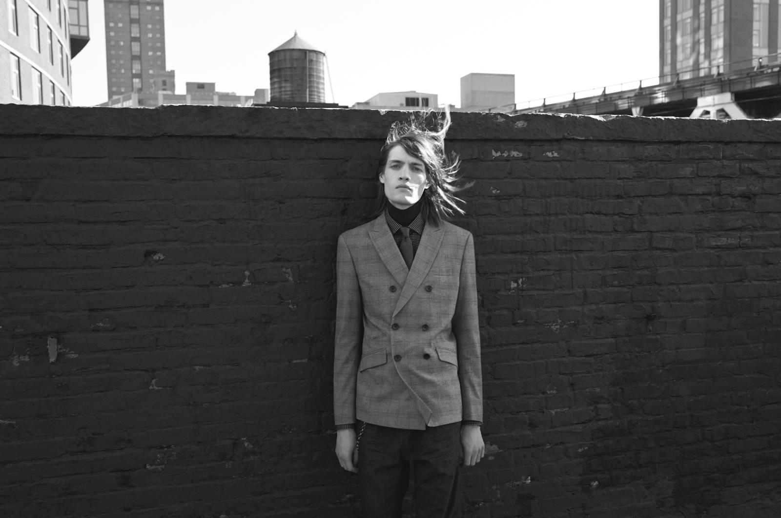 """Antony Marato Fall/Winter 2015 """"Places"""" Campaign"""