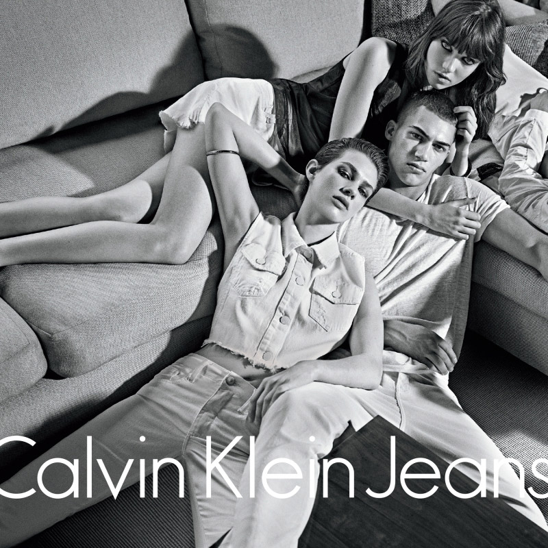 Calvin Klein Jeans Fall/Winter 2015 Campaign