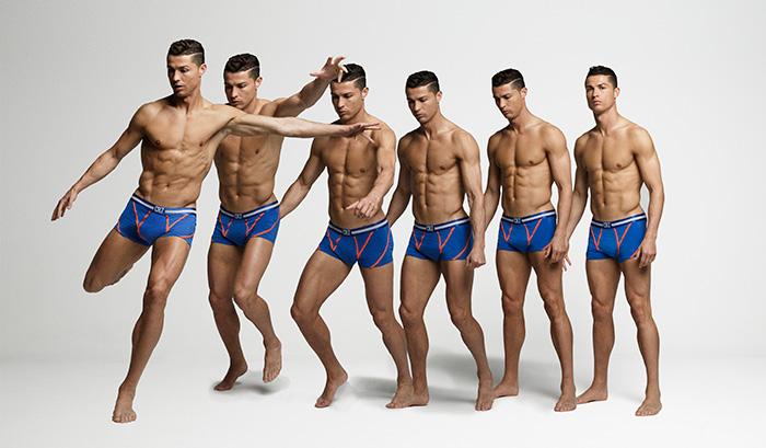 Cristiano Ronaldo Unveils CR7 New Campaign