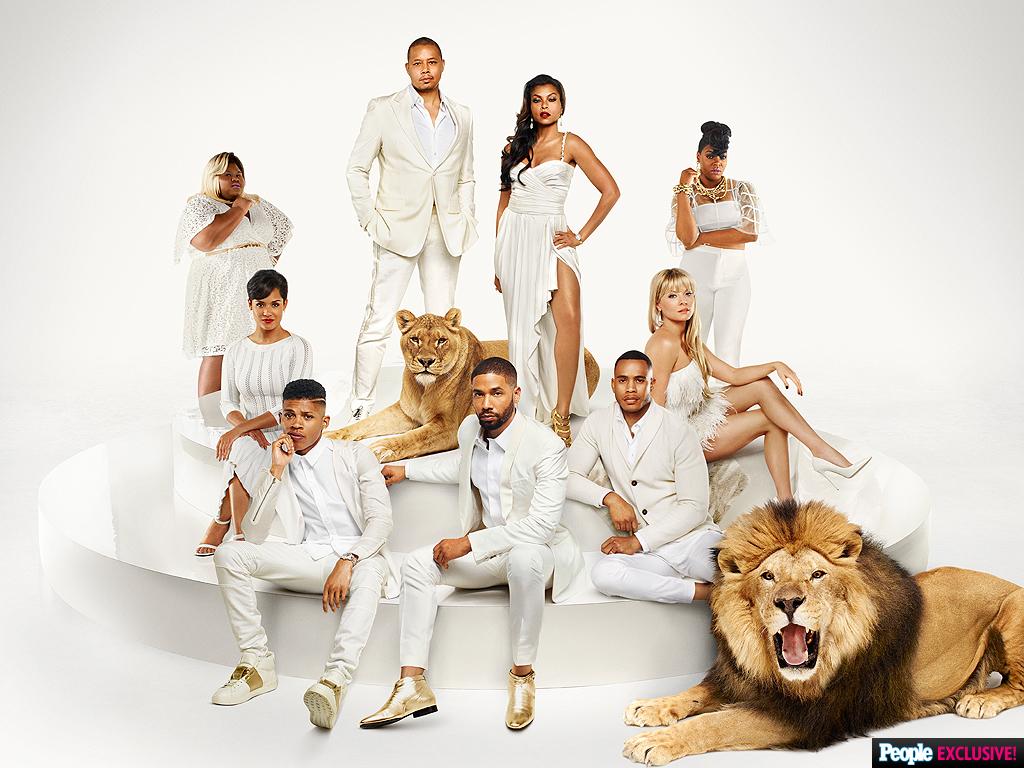 'Empire' Season 2 Cast Promo Picture
