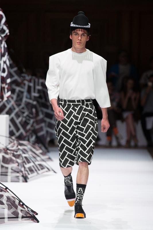 Henrik Vibskov Spring/Summer 2016 Copenhagen Fashion Week