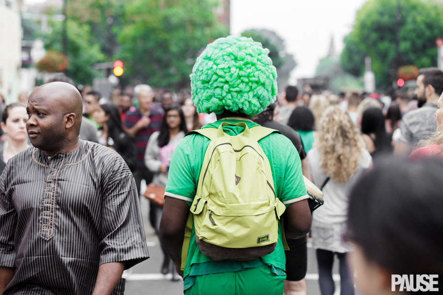 Street Style Shots: Notting Hill Carnival 2015