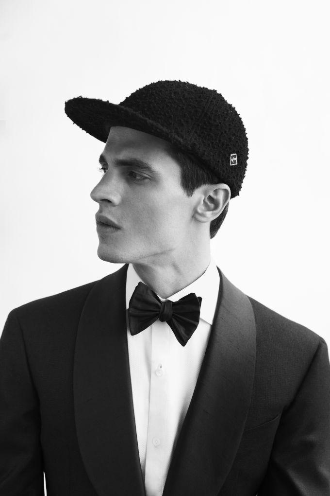 Larose Paris Release Larose Noir Headwear Collection