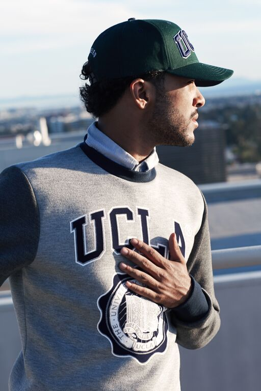 UCLA Autumn/Winter 2015 Collection