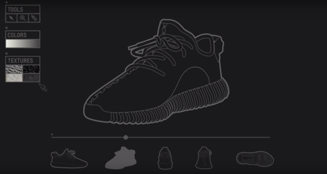 Adidas Original Releases Yeezy Boost 350 'Black' Concept Film