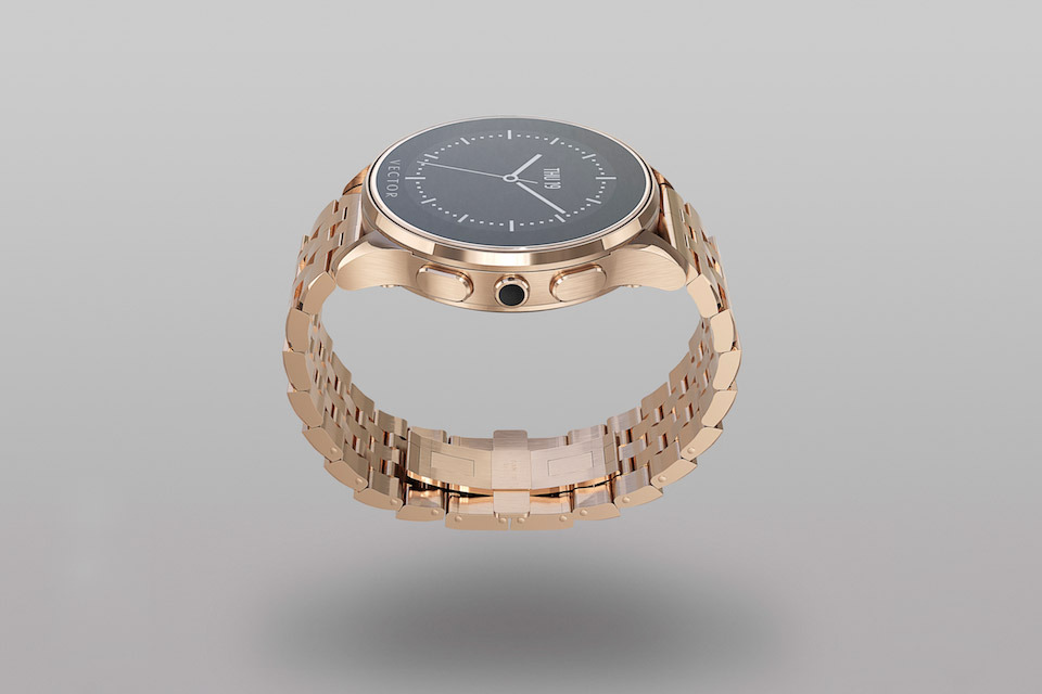 Vector Launches Smartwatch