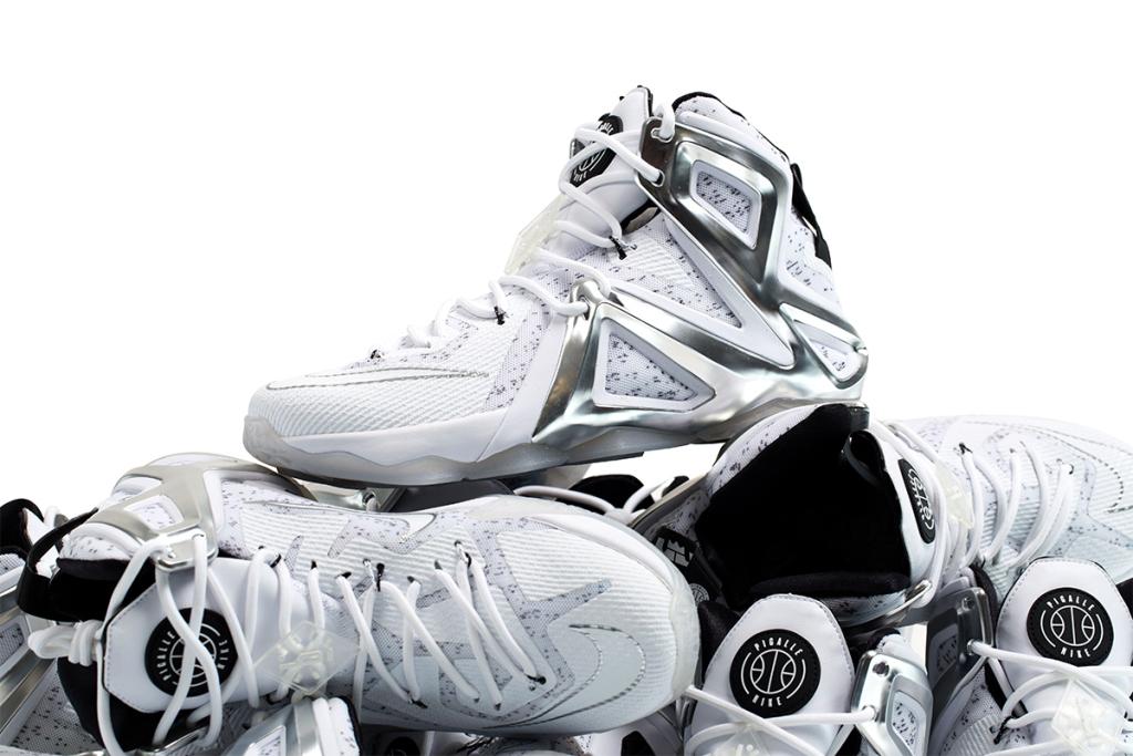 Pigalle x LeBron 12 Elite Joint Sneaker