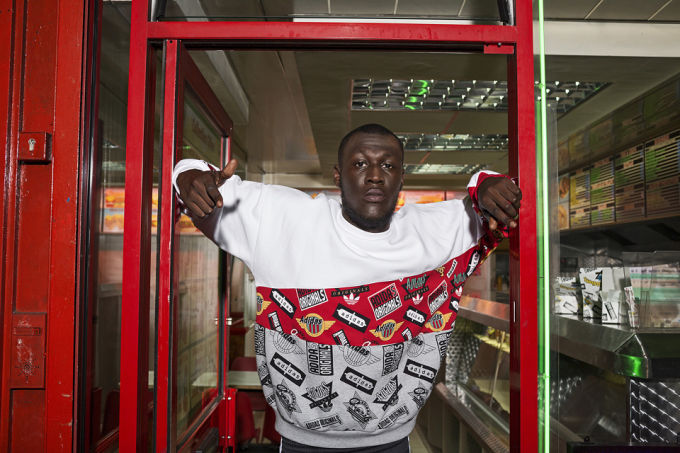 Adidas and NIGO presents its duo 2015 Fall/Winter Collection Featuring Stormzy