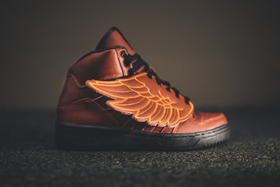 "adidas Originals x Jeremy Scott Wings ""B-Ball"" Edition"