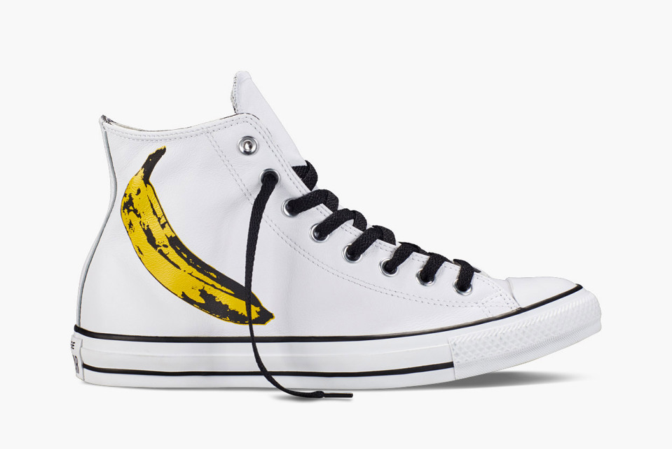 Andy Warhol x Converse Release Another Chuck Taylor All Star