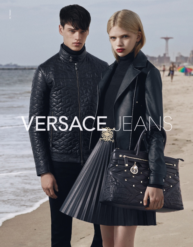 Versace Jeans Fall/Winter 2015 Campaign