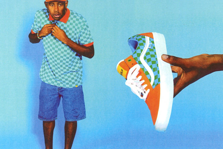 Golf Wang x Vans Fall/Winter 2015 Old Skool Collection