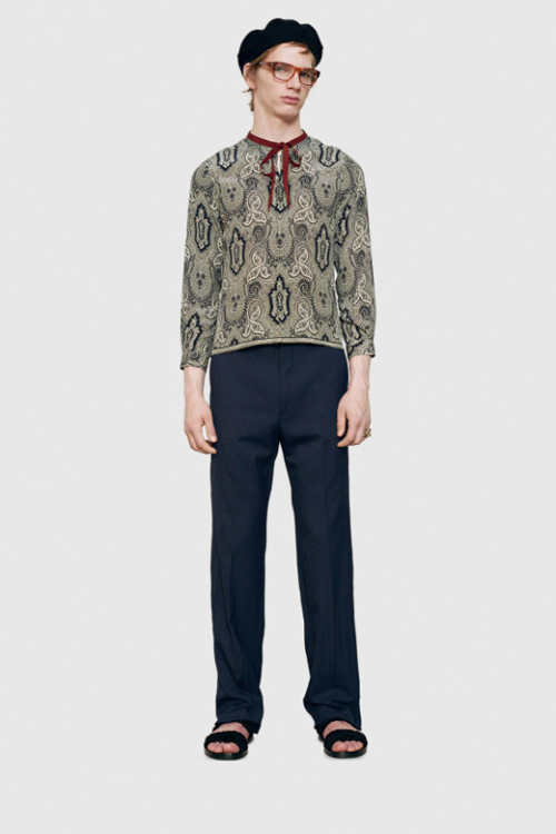 Gucci Fall/Winter 2015 Lookbook