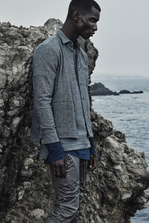 John Elliott + Co. Fall/Winter 2015 Delivery 2 Lookbook