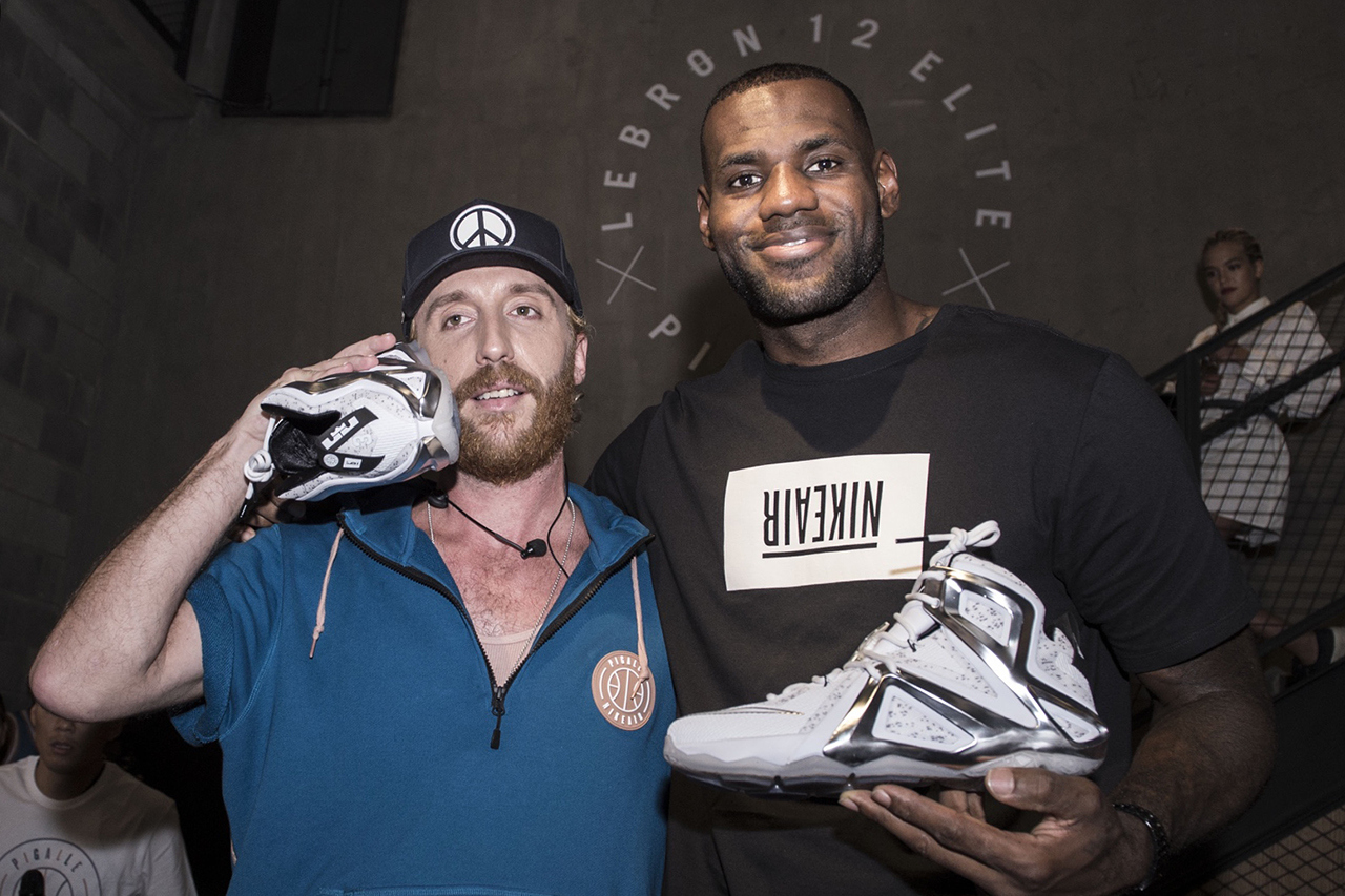 HYPEBEAST Interviews LeBron James and Stéphane Ashpoole