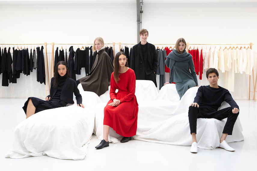 Lemaire x Uniqlo Fall/Winter 2015 Presentation