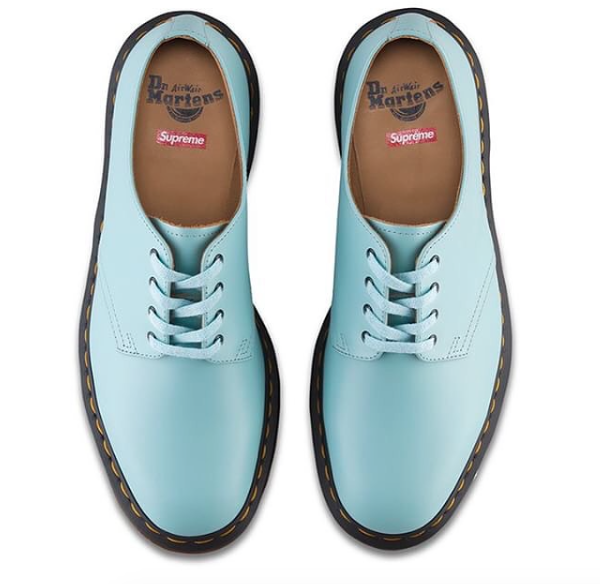 Supreme Might Be Collaborating With Dr. Martens