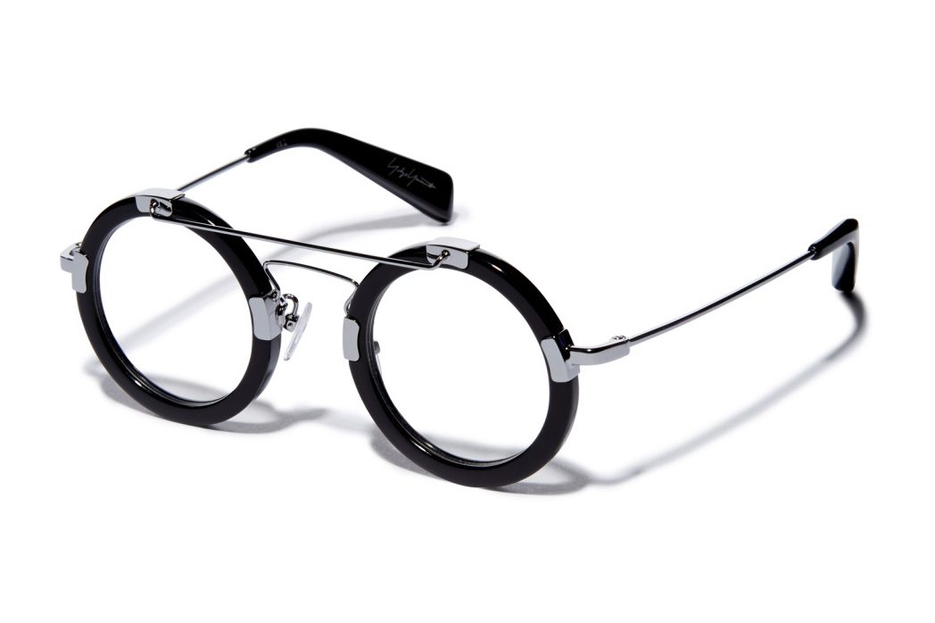"Yohji Yamamoto ""Deconstruction & Reconstruction"" Eyewear collection"