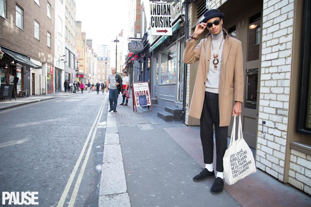 Street Style Shots: London Fashion Week Day 2 + 3