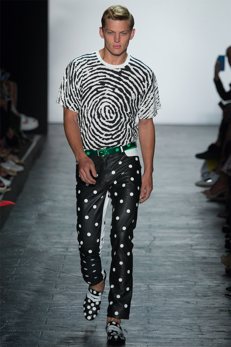 NYFW: Jeremy Scott Spring/Summer 2016 Collection