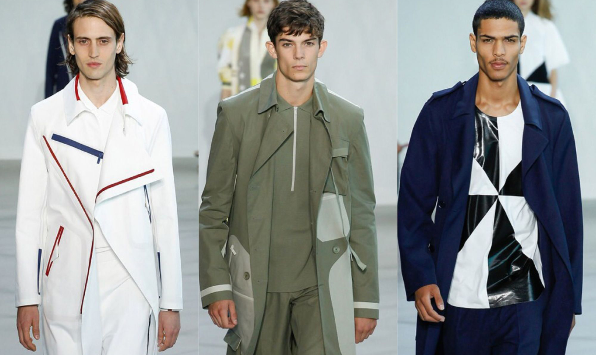 NYFW: Lacoste Spring/Summer 2016 Collection
