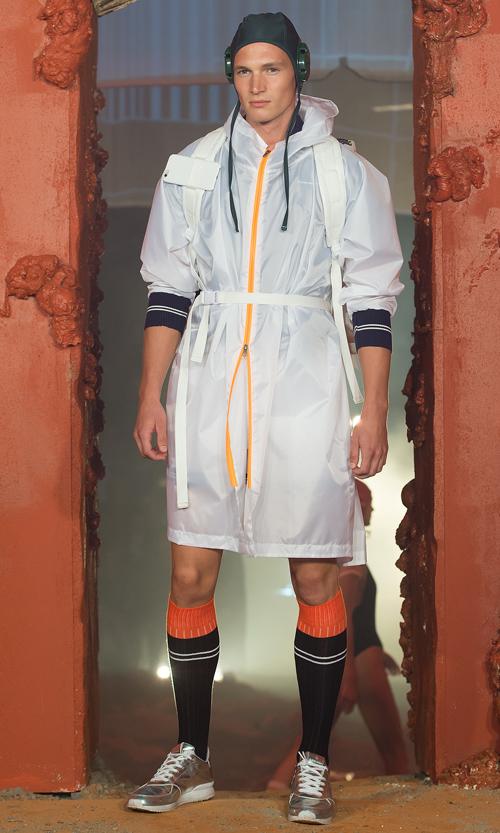 Bjorn Borg SS16 Fashion Show at Stockholm Fashion Week