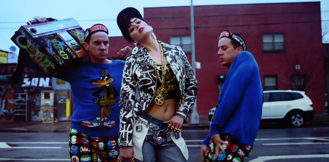 Katy Perry and Jeremy Scott for Moschino Fall/Winter 2015 Video
