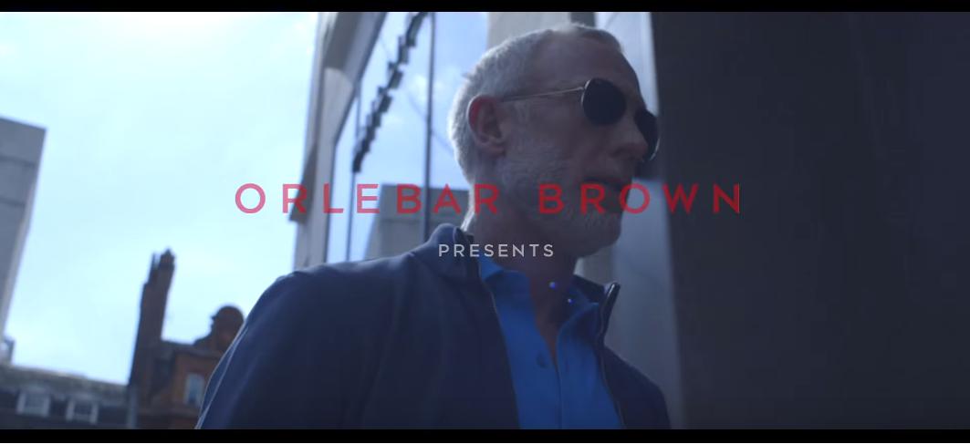 Orlebar Brown Presents #OBEveryDay Video