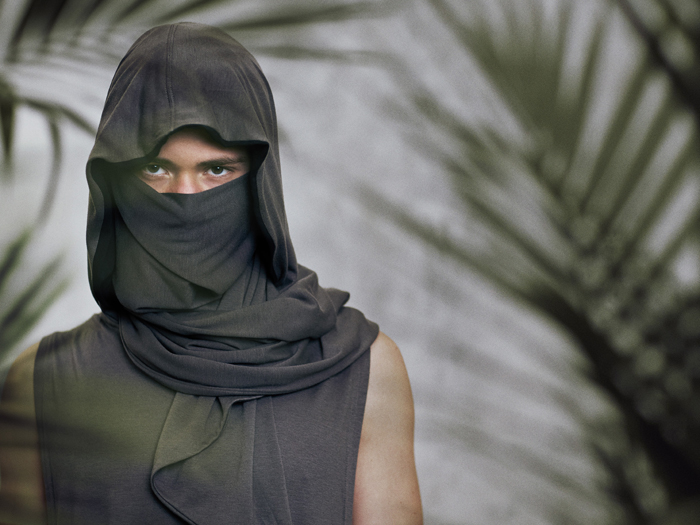 "Pride Clothing ""Dark Waves, Desert Haze"" Men's Collection"