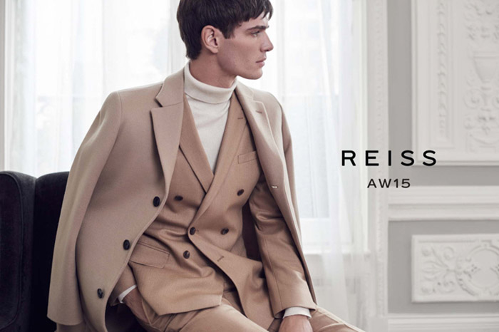 Reiss Autumn/Winter 2015 Campaign