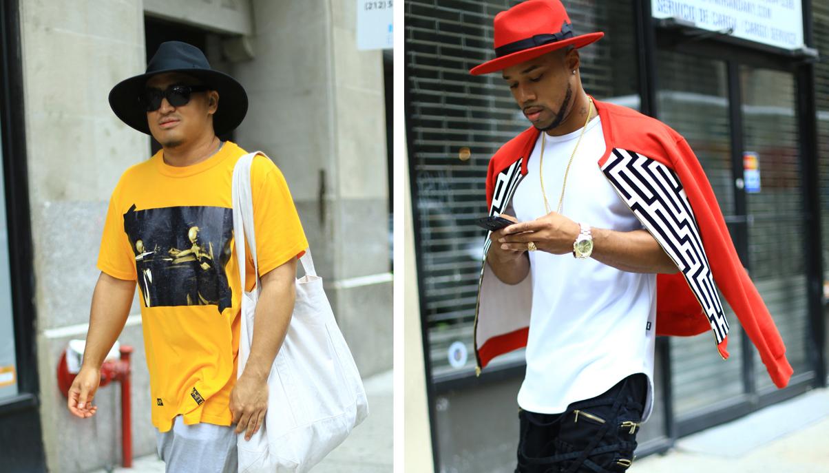 Street Style Shots: New York Fashion Week Day 3 – Sept 2015