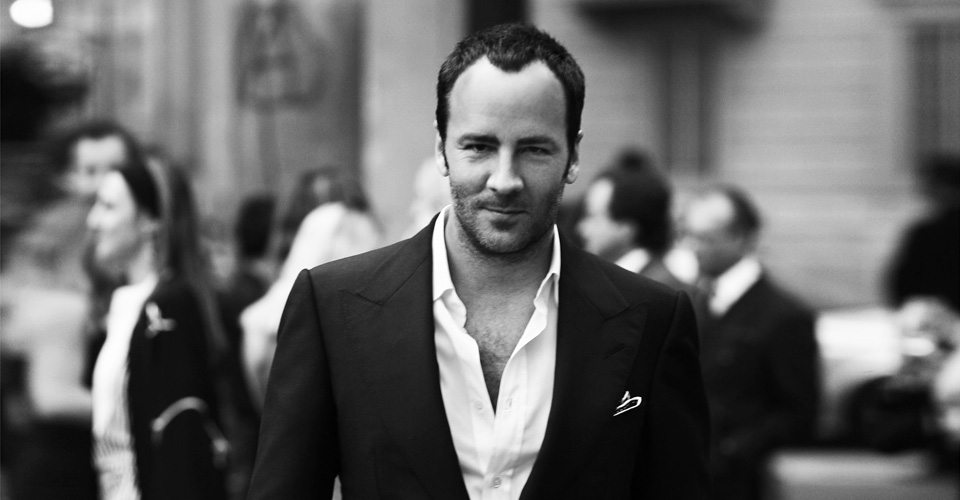 Tom Ford Discusses Morning Routines, Sex Drive and Alcoholism With MR PORTER